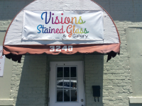 Visions Stained Glass
