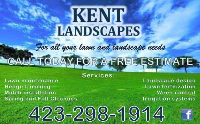 Business Vendors Kent landscapes  in Chattanooga TN