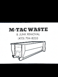 Business Vendors M-tac waste inc. in Chattanooga TN